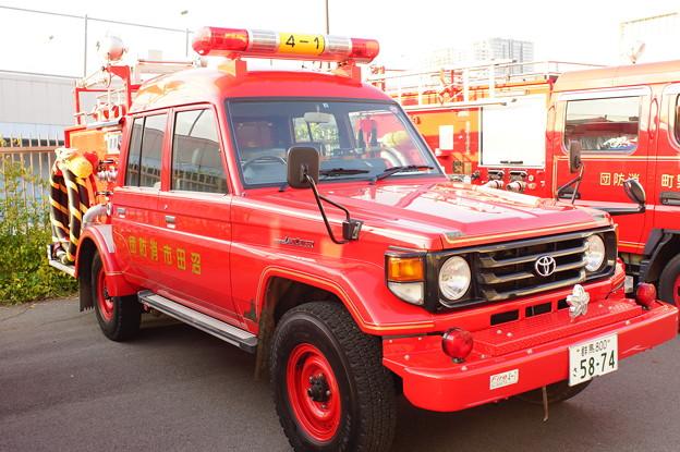 群馬県代表 沼田市消防団