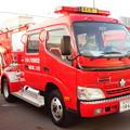 Photos: 石川県代表 かほく市消防団