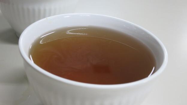 ほうじ茶の湯毛