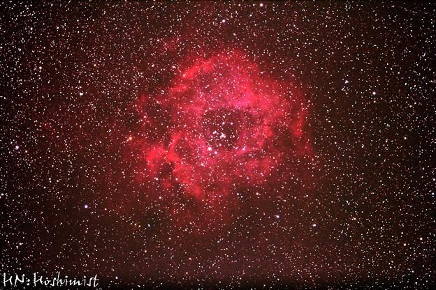 Photos: 20121219NGC2237-9 46バラ星雲-SKY90R