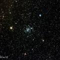 M44プレセペ星団135mm