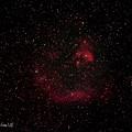 Photos: NGC7822ケフェウス座の散光星雲(IMG_0081)
