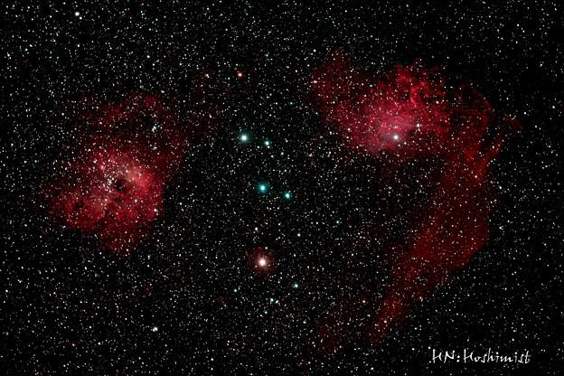 2013.12/27 IC410 IC405(IMG_0953)