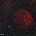 Sh2-264 エンゼルフィッシュ星雲(IMG_1292)2014.01/04