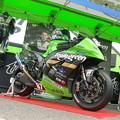 Photos: team green #87
