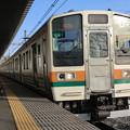 JR東日本211系