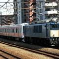 EF64 1031(JR東日本E331系)