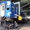 Photos: 天井クレーン 車体と台車合体1