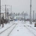 スーパー北斗13号と貨物列車2