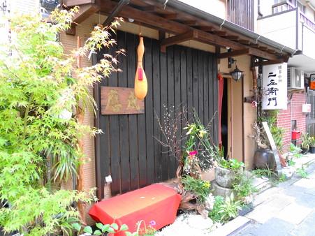 博多中洲の小粋な店先