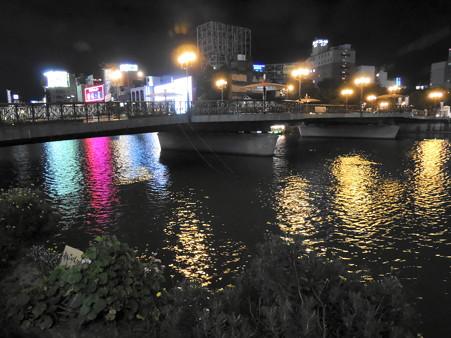 福博出合橋夜景