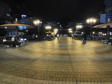 夜の福博出合橋