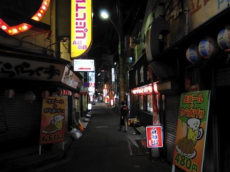 昭和の歓楽街