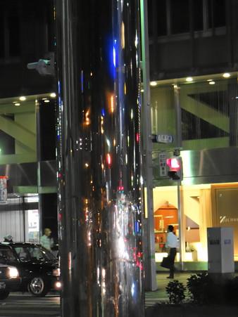 名古屋の街明かり