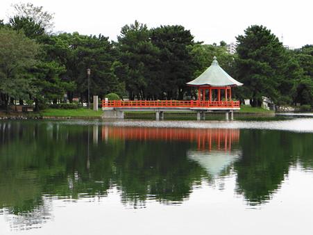 大濠公園浮見堂