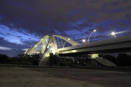上流からの豊田大橋
