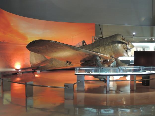 大刀洗平和記念館:九七式戦闘機