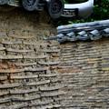 Photos: 南宗寺の土塀