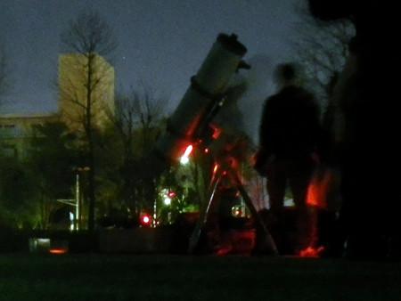 木星観望会
