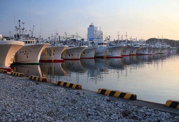 Photos: 出漁待つ漁船