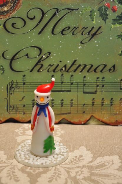 スノーマンのクリスマス..★.:*
