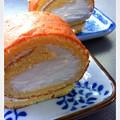 写真: ロールケーキ