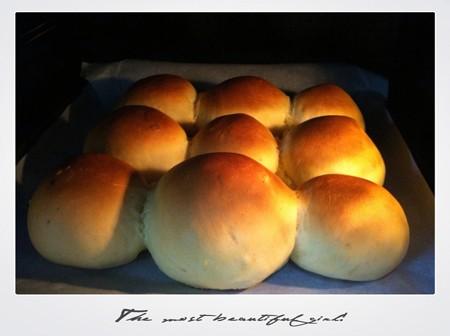 さつま芋のちぎりパン