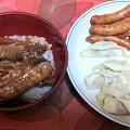 写真: 20120727夕食
