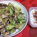 写真: 20120801夕食