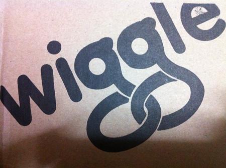 wiggleさんから荷物