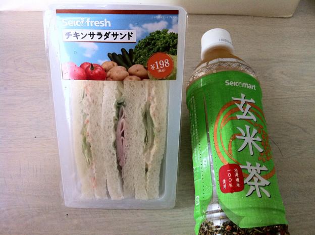 Photos: 20120823朝食