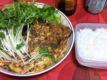 20120824夕食