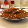 写真: インデアン 野菜ハンバーグカレー