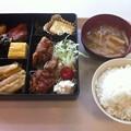 写真: 20120831昼食