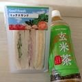写真: 20120926朝食