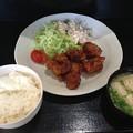 写真: 20121002昼食