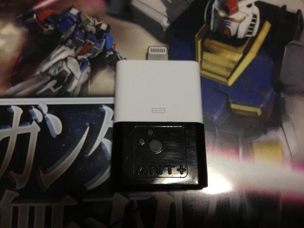 Photos: Lightningー30pinアダプタ+wahoo key