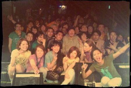 オレスカバンド 札幌LIVE