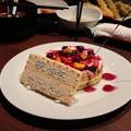 写真: 快気祝いケーキ