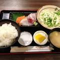 写真: 20130824昼食