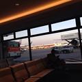 写真: 成田空港第2ターミナル国内線出発ゲートG