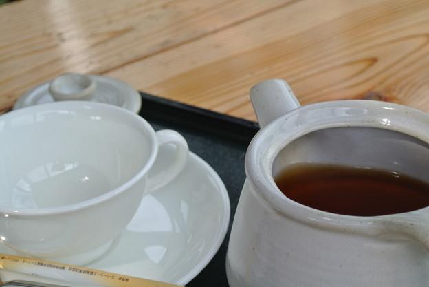 Photos: びわの葉茶