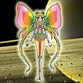 Selenit Saturn (Sailor Moon) The New Power - season 3...