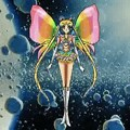 Photos: Selenit Saturn (Sailor Moon) The New Power - season 3....