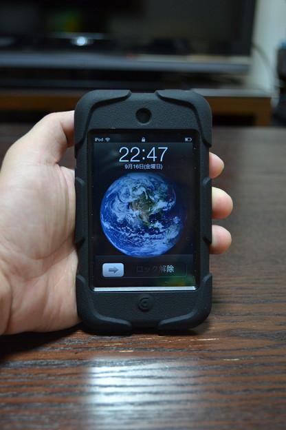 iPodtouch 4th case GRIFFIN SURVIVOR CASE