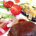 写真: いろんな新鮮野菜を食べたいときはここいいかも。農園キッチンノースヴィレッジ