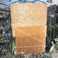 Photos: 台風対策