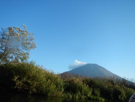 2013年10月4日 羊蹄山