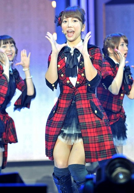 「ぱちスロAKB48」先行展示会イベント_2013.05.28-高城亜樹1