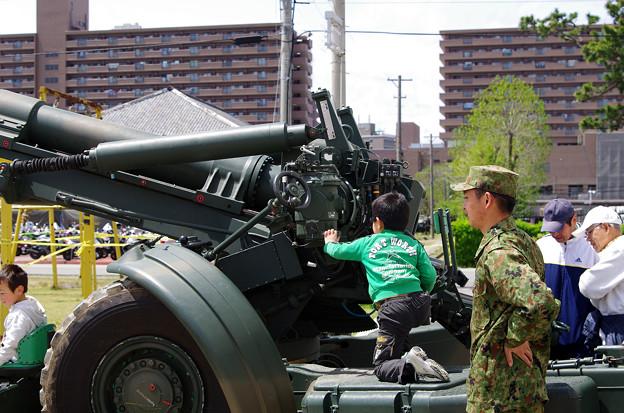 155mm榴弾砲 FH-70